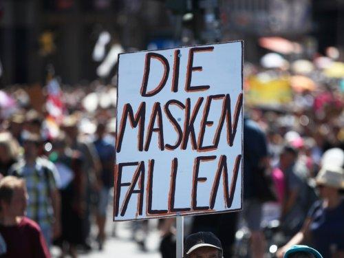 Oberverwaltungsgericht bestätigt Demo-Verbot in Berlin