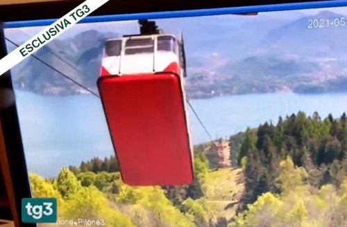 """VIDEO: 14 Dead After Italian Cable Car Tragically Crashes Into Ground; Footage Release Condemned As """"Total Disrespect for Victims, Family"""""""