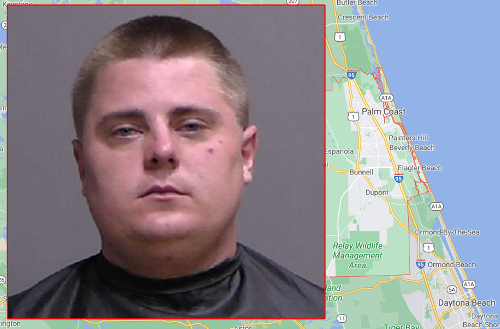 Flagler County Suspect Arrested for Grand Theft of Multiple Burglarized Trailers and Stolen Items Being Sold on Facebook Marketplace