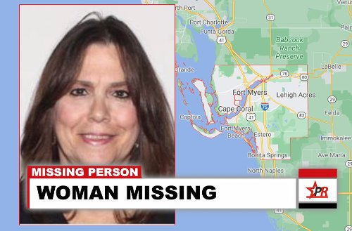 Lee County Sheriff's Office Looking for Woman Last Seen Friday, June 4