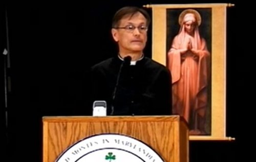 Bishop 'Sidelines' Pro-life, Pro-family Priest