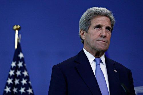 Op-Ed: John Kerry, Sitting On The Edge of Treason