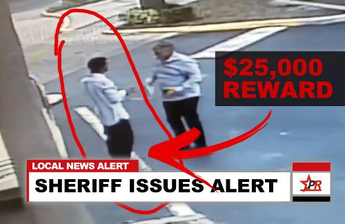 Volusia Sheriff Chitwood Issues Alert As Scammers Hire Uber Drivers To Pick Up Cash From Victims, Offers $25k Reward For Suspect