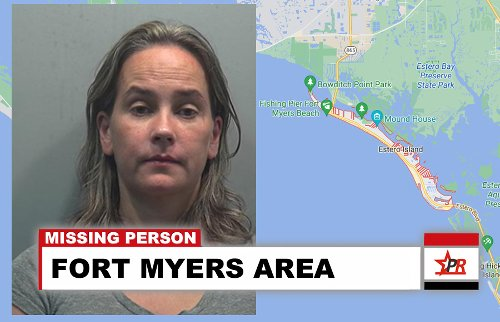 DETECTIVES: Search Continues For Woman, 44, Last Seen In Fort Myers Beach Last Month