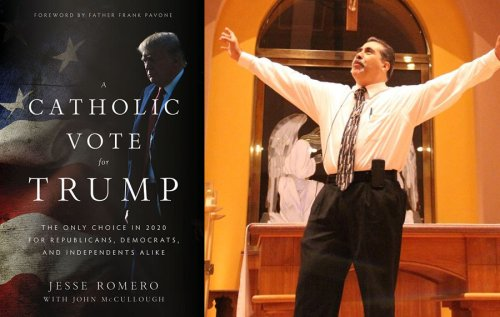 Interview With Jesse Romero on 'A Catholic Vote for Trump: The Only Choice in 2020 for Republicans, Democrats, and Independents Alike'