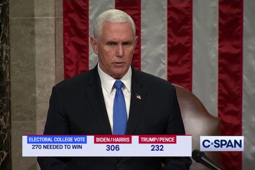 """Op-Ed: VP Mike Pence's Outrageous Betrayal of POTUS and the Republic; Unfortunately, Trump Playing the """"Pence Card"""" Revealed A Joker"""