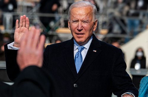 "Biden Unveils Six Executive Orders to Curb ""Epidemic and International Embarrassment"" of Gun Violence"