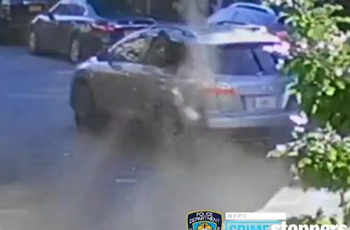 VIDEO: NYC Lawlessness Continues as Car Drives on Sidewalk to Avoid Gang-Related Shooting Attempt in Brooklyn