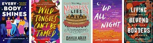YA Anthologies Bring Diverse Voices Together