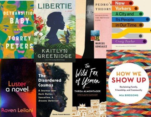 2021 Brooklyn Public Library Literary Prize Shortlist Announced