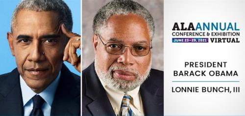 ALA 2021: Barack Obama, Expansive Professional Program Highlight 2021 ALA Annual Conference