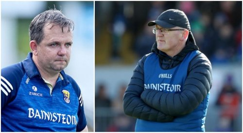 Davy Fitzgerald says Brian Lohan declined his olive branch offer
