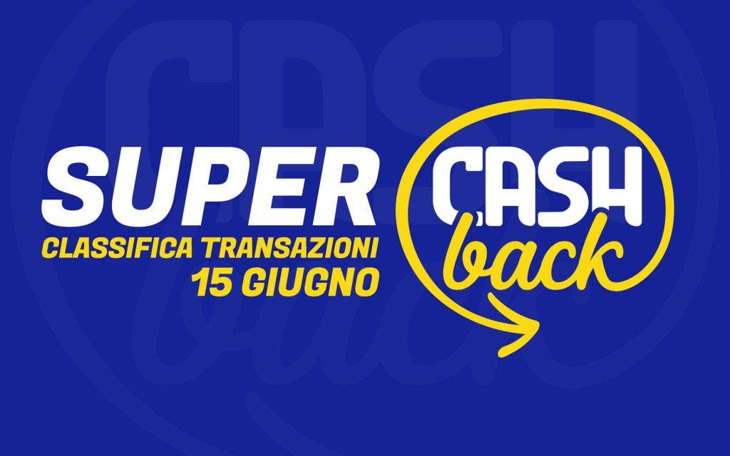 Cashback e Super-Cashback - cover