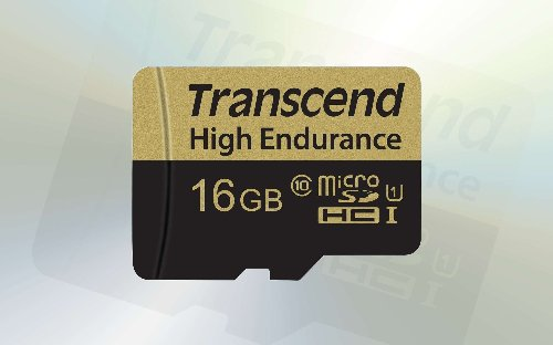 MicroSD, 16GB High Endurance a prezzo stracciato