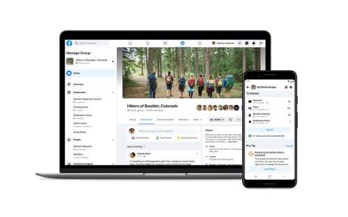 Facebook Gruppi: moderazione IA e altre novità