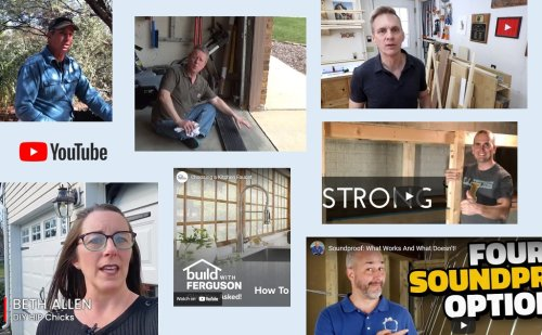 Best YouTube Channels that Help Homeowners Learn