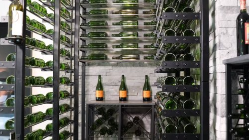 VintageView: Wine Storage Has Never Been This Beautiful or Functional