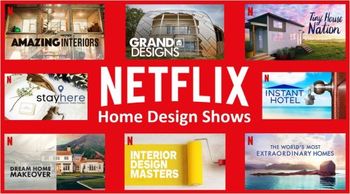Home Design Shows on Netflix: May 2021