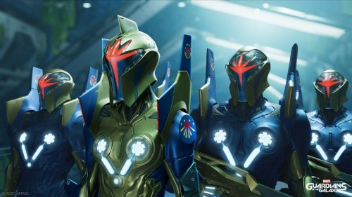 Hands On: Marvel's Guardians of the Galaxy Is Mass Effect in Comic Book Clothing