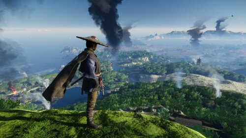 August 2021 NPD: Ghost of Tsushima Up 108 Places Into Second Thanks to Director's Cut