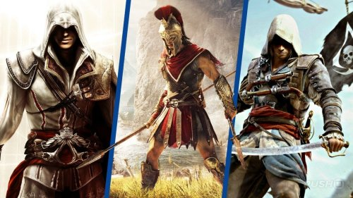 Best Assassin's Creed Games