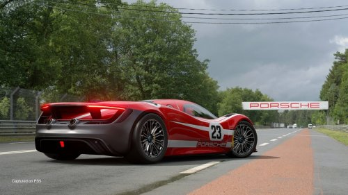 Get Up Close and Personal with Gran Turismo 7's Pre-Order Cars