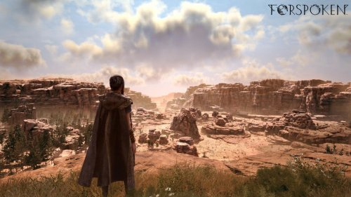 PS5 Console Exclusive Forspoken Aims to Be the Best Looking Open World Game Ever