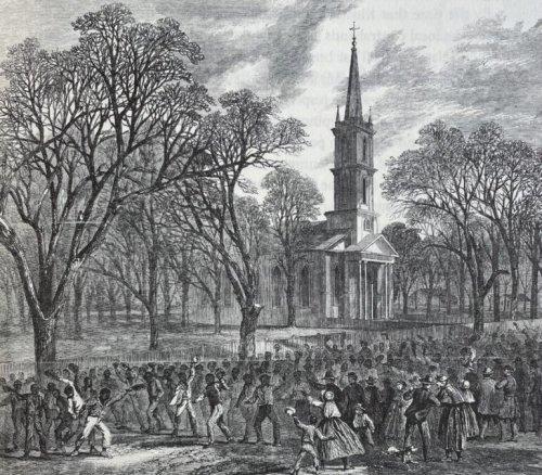 Black History of Charlotte: Slavery & Revolution Part 2 | Queen City Nerve
