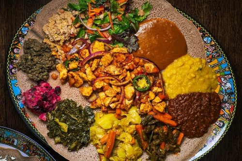 Enat Ethiopian Restaurant Is a Hidden Gem in East Charlotte