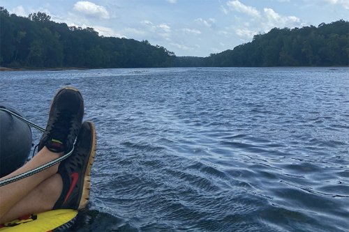 Boozin' on a Budget: Rules of the Catawba River Float