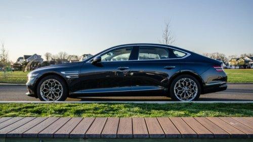 TEST DRIVE: 2021 Genesis G80 2.5T -- Style to Seduce