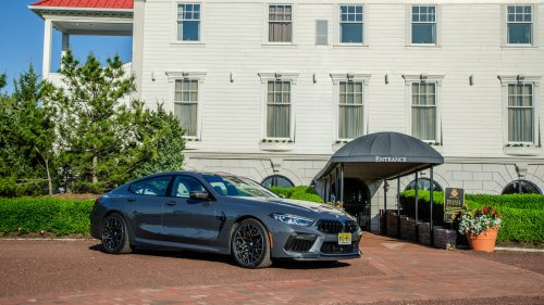 Audi RS7 Sportback vs BMW M8 Gran Coupe vs Mercedes-AMG GT63 S -- Car and Driver