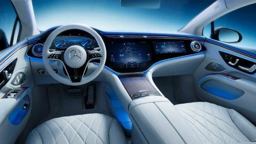 The Mercedes-Benz EQS Seems Like an Impressive new EV