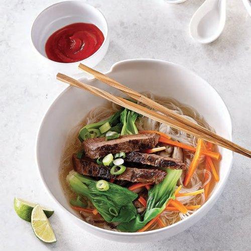 14 soupes aux saveurs asiatiques | Coup de Pouce