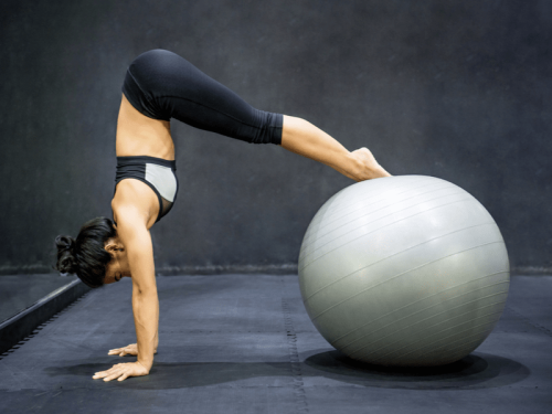 Why You Need an Exercise Ball
