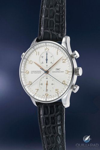 Richard Habring's Personal IWC Portugieser Split-Seconds Chronograph Prototype Ref. 3712 At Phillips Geneva Watch Auction XII: A Unique Piece Of Horological History – Quill & Pad