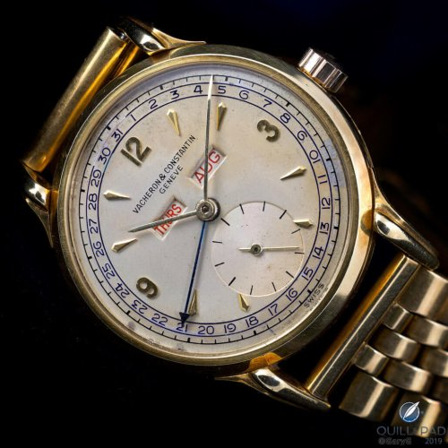 Why I Bought It: Vacheron & Constantin Reference 4560 Triple Calendar – Reprise