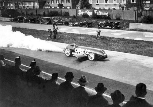 Fritz von Opel e la storia delle RAK 1, RAK 2, RAK 3 e del Sander RAK 1