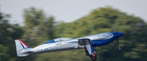 Rolls-Royce Spirit of Innovation: primo volo ufficiale per l'aereo elettrico