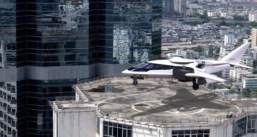 XTI Aircraft Trifan 600 a decollo verticale: caratteristiche e primi voli