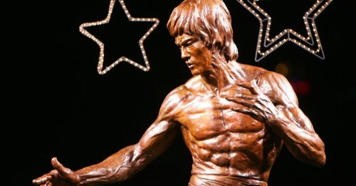 Bruce Lee's success came from combining eastern and western philosophies