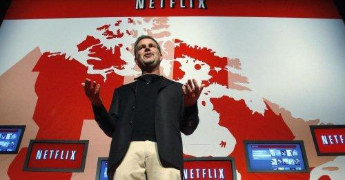 "Netflix divides its 93 million users around the world into 1,300 ""taste communities"""