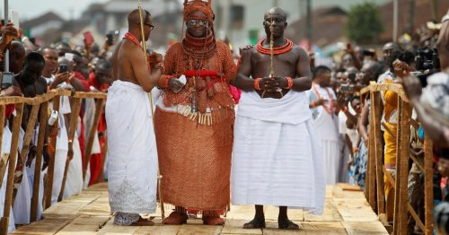 How the language of the Edo people of Nigeria made its way into Portuguese creole