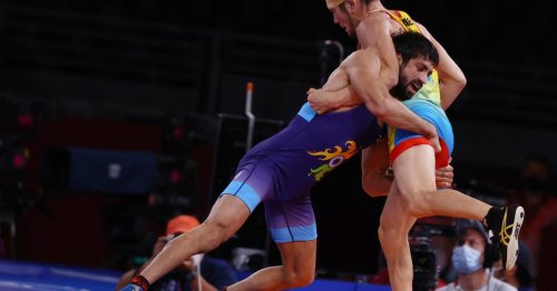 Meet Ravi Dahiya, the dark horse of India's wrestling contingent at the Olympics