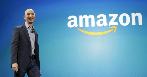 Amazon is invading finance without really trying
