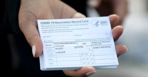 How and why to protect your vaccine card