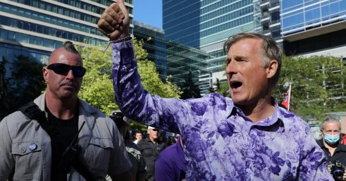 Canada's far-right fringe is getting stronger