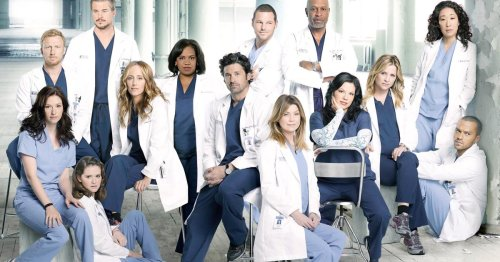 "The enduring success of ""Grey's Anatomy"" will never be repeated"