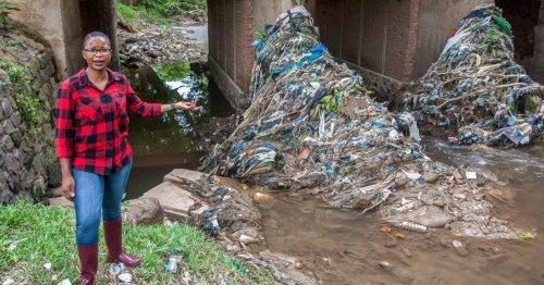 How goats helped a Malawian activist win a ban on single-use plastics