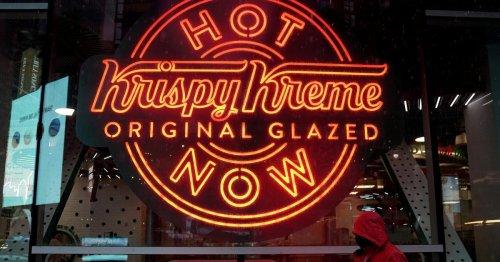 Why Krispy Kreme went public—again